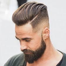 Coupe De Cheveux Homme Dégradé