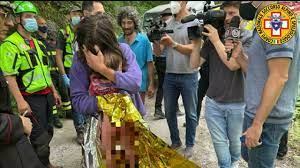 Ritrovato il bambino di 2 anni perso nei boschi – Metropolisweb