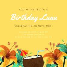 Hawaiian Pool Party Invitations Luau Party Invitation Wording Luau Party Invitations Together With