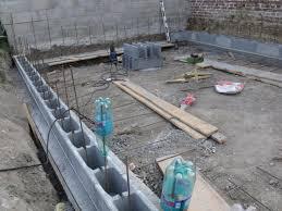 Etape Construction Maison Parpaing Maison Moderne