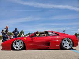 1991 ferrari 348 ts motorworld car reviews. 1991 Ferrari 348 Gaa Classic Cars
