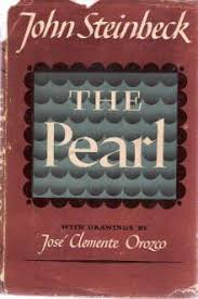cause and effect analysis of the pearl by john steinbeck  uk edition of the pearl
