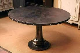round industrial dining table round industrial table industrial round table vintage french industrial round dining table