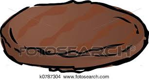hamburger patty clipart. Delighful Patty Drawing  Grilled Burger Patty Fotosearch Search Clip Art Illustrations  Wall Posters In Hamburger Patty Clipart R