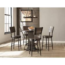 dining room table height. cathie 5 piece round counter height dining set room table