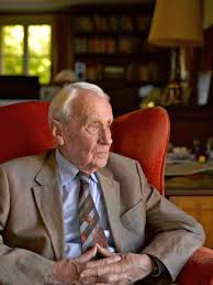 Christopher Tolkien, son and editor of J.R.R. Tolkien has ...