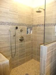 half wall height bathroom master bath half wall glass shower the sea ranch house regarding inspirations