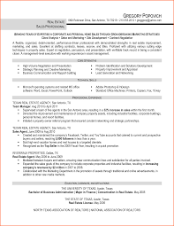 Gallery Of 12 Real Estate Resume Budget Template Letter Real