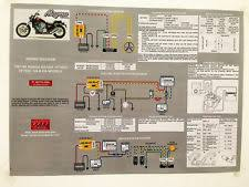 honda vf magna in manuals literature 1987 1988 vf700c vf750c honda super magna laminated wiring diagram