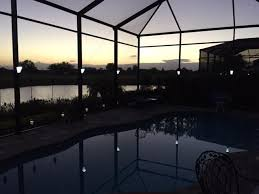 pool cage lighting. Clip On, Installs In Seconds, Solar Lighting For Lanai Lights, Pool Cage Lights D