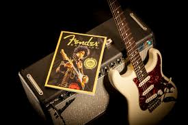 fender magazine hendrix issue now available stratocaster fender magazine issue 2 jimi hendrix