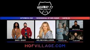See you this summer somewhere down the gypsy road. Highway 77 Music Festival Wqkt Sports Country Radio Wooster Ohio