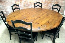 60 inch round pedestal dining table top glass rustic x