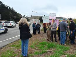 Image result for Highway improvement, Pacifica, CA picture