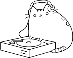 Originated in the online comic everyday cute, by claire belton and andrew duff, pusheen appeared on it's own website and many other comic websites and. Pusheen Coloring Pages Free Printable Coloring Pages For Kids