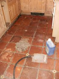 Kitchen Floor Cleaners Restoration Stone Cleaning And Polishing Tips For Terracotta Floors