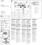 sony cdx gt640ui wiring diagram diagram sony xplod cdx gt640ui wiring diagram diagrams