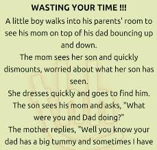 Wasting Your Time Funny Story CLICK YUPS Beauteous Funny Istory