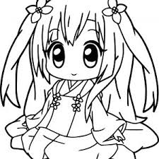Coloring Page Anime Girl Best Anime Coloring Kit New Cat Girl