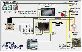 car wiring ford tractor 9n diagram thru sn 12500 diesel for 9n on 9n car wiring ford tractor 9n diagram thru sn 12500 diesel for 9n on 9n ford tractor wiring diagram