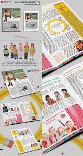 Education Newsletter Templates 10 Classroom Newsletter Templates Free And Printable Designs
