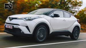 2017 Toyota C-HR Hybrid Crossover SUV Exterior - Interior Design ...