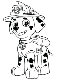 Paw Patrol Free Printable Colouring Pictures Free Paw Patrol