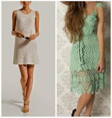 Free Crochet Dress Patterns Awesome A Roundup Of Free Crochet Dress Patterns CrochetHolic