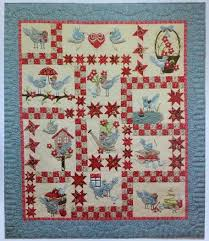 Cheri Leffler Designs - A Feathered Family Quilt - Memories by the ... & Image 1 Adamdwight.com