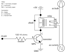 relay circuit diagram ireleast info relay wiring diagram ac wiring diagrams wiring circuit