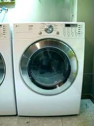 lg tromm dryer. Lg Tromm Washer Dryer Combo Parts List Manual Dlg2524w . C