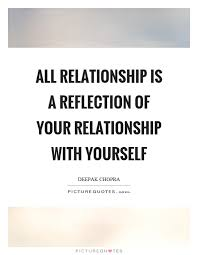 Relationship With Yourself Quotes Best of Quotes About Your Relationship With Yourself 24 Quotes