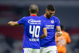 high-flying Liga MX leaders Cruz Azul