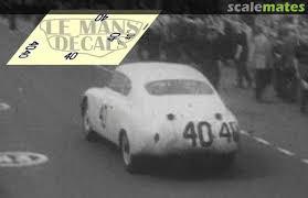 Lancia Aurelia B20 [AN16960], Le Mans Decals