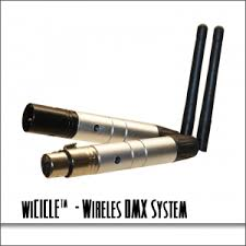 blizzard lighting s wicicle receiver wireless dmx system is a powerhouse in a tiny package not much