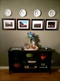 digital office wall clocks. time zone wall design display your own original pictures from each visited with clocks reading the corresponding times hanging above digital office q