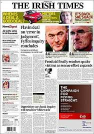 Image result for The Irish Times logo