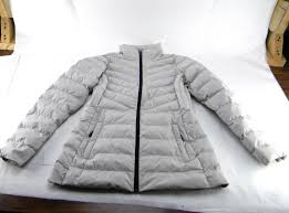 32 Degree Ultra Light Jacket 32 Degrees Heat Womens Ultra Light Down 4 Way Stretch Jacket Large Cloud