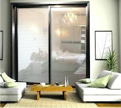 small sliding glass door large blinds aluminum interior home office office furniture ideas