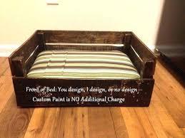 wooden dog bed plans full image for best dog bed ideas images on dog bed dog