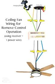 hunter ceiling fan wiring instructions with
