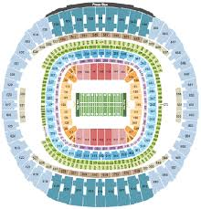 Sugar Bowl Seating Chart Allstate Sugar Bowl Tickets 328 Hotels Near Mercedes Benz