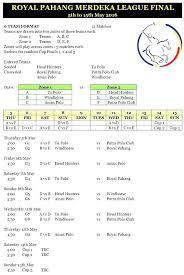 5 Team League Schedule Template Dazzleshots Info