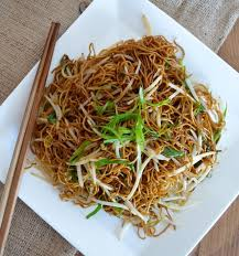 chinese food fried noodles. Perfect Food Cantonese Soy Sauce Panfried Noodles In Chinese Food Fried Noodles The Woks Of Life