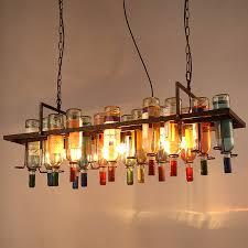 Bottle Light Ideas Interesting Industrial Lighting Ideas Creative Home
