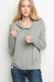 Brandy ♥ Melville   Robin Hoodie - Clothing