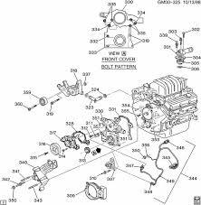 3 8l v6 engine diagram
