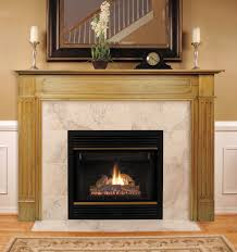 williamsburg surround mantel by pearl mantels