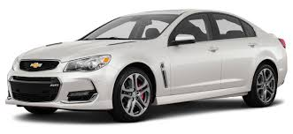 Amazon.com: 2016 Chevrolet SS Reviews, Images, and Specs: Vehicles