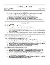 sample resume for retail manager retail resume example retail retail manager sample resume
